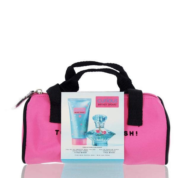 Britney Spears Curious 3-piece Gift Set