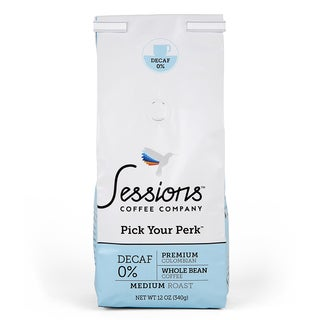 Sessions 0-percent Decaf (Whole Bean)