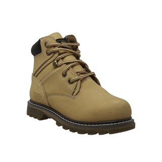 Boys' Tan Work Boot