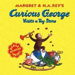 Curious George Visits a Toy Store (Paperback)