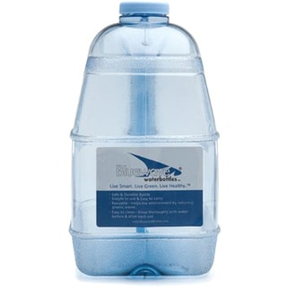 Bluewave 1-gallon Square BPA-free Water Bottle with 48mm Cap