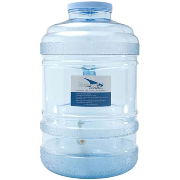 Bluewave Lifestyle BPA-free Water Bottle with Big-Mouth and Dispensing Valve (5 gallon)