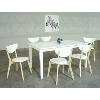 Warehouse of Tiffany Nell 7-piece Dining Set