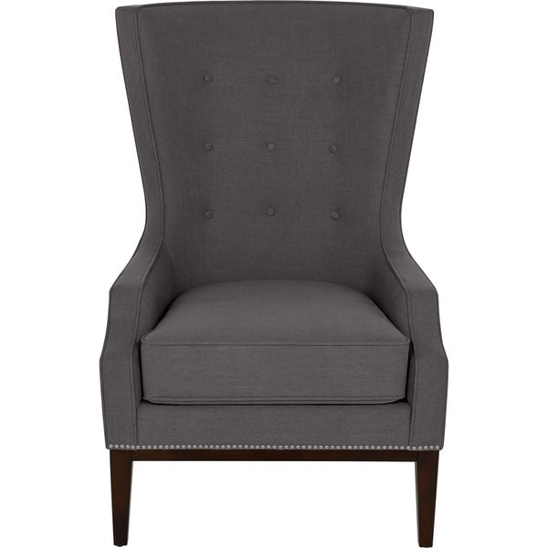 Safavieh Couture Collection Heath Grey Chair