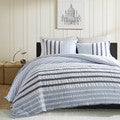 Ink+Ivy Blue Sutton Comforter 3-piece Set