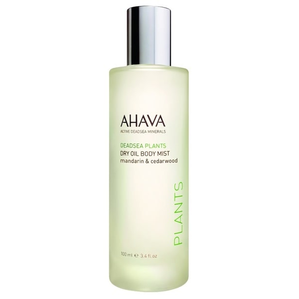 Ahava Dry Oil 3.4-ounce Body Mist
