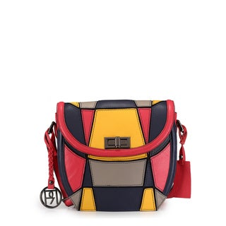 Phive Rivers Women's Crossbody Bag (Red) (PR1042)