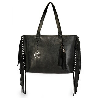 Phive Rivers Women's Handbag (Black) (PR1071)