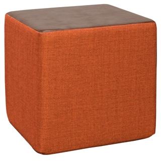 Koala Foam Casandra Orange 15-inch Cube