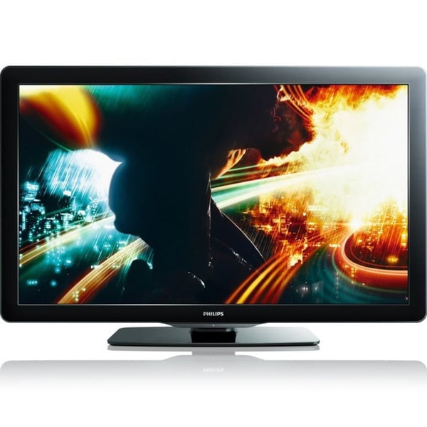 Philips MediaConnect 40-Inch 1080p 120Hz LCD HDTV