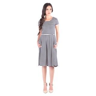 DownEast Basics Women's Lafayette Street Dress