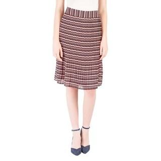DownEast Basics Women's Park Avenue Skirt