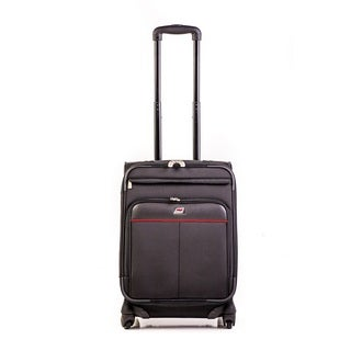 Andare Milan 20-inch Expandable Carry-on Spinner Suitcase