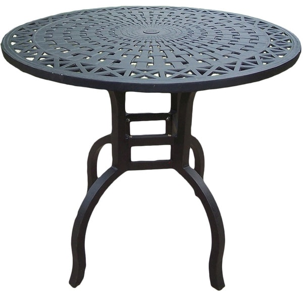 Premium Aluminum 42 inch Diameter Counter Height Bar Table  : Premium Aluminum 42 inch Diameter Counter Height Bar Table 7da4f7ad f835 4b00 9268 6fef8d47e50b600 from www.overstock.com size 600 x 600 jpeg 43kB