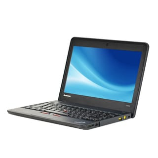 Lenovo ThinkPad X131E 11.6-inch 1.4GHz Intel Core i3 CPU 8GB RAM 128GB SSD Windows 7 Laptop (Refurbished)