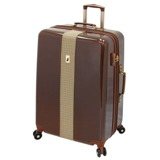 London Fog Cambridge 29-inch Expandable Hardside Spinner Suitcase