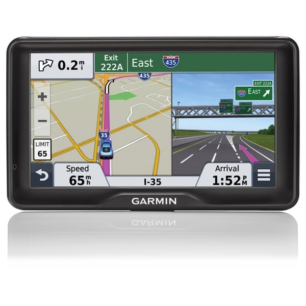 Garmin n 2797LMT Automobile Portable GPS Navigator (As Is Item)