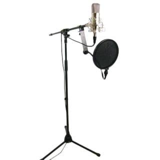 BadAax CM40 Condenser Microphone Studio Package