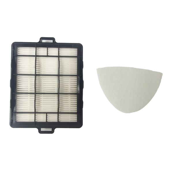 2 Crucial Backpack Vacuum and Blower Filter Kit Part # KBP01