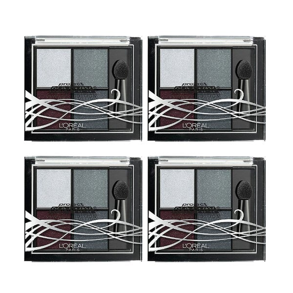 L'oreal Paris Project Runway Limited Edition 416 The Queen's Gaze Eyeshadow (Pack of 4) 17233054