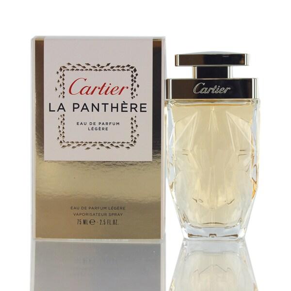 Cartier La Panthere Legere Women's 2.5-ounce Eau de Parfum Spray