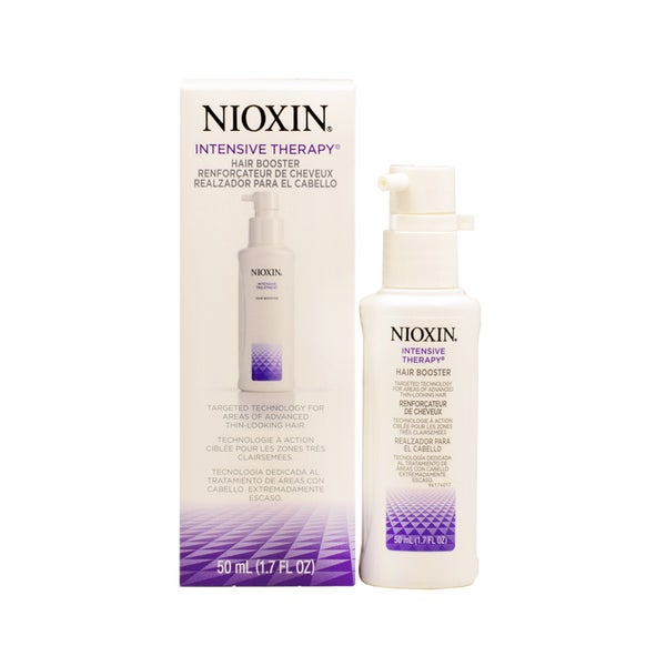 Nioxin Intensive Therapy Hair Booster 1.7-ounce Treatment