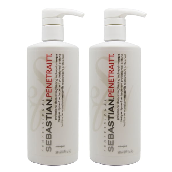 Sebastian Penetraitt 16.9-ounce Deep Strengthening & Repair Masque (Pack of 2)