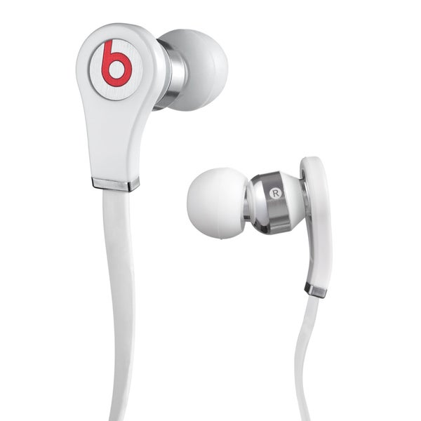 Reconditioned Beats Tour In Ear Headphone - White