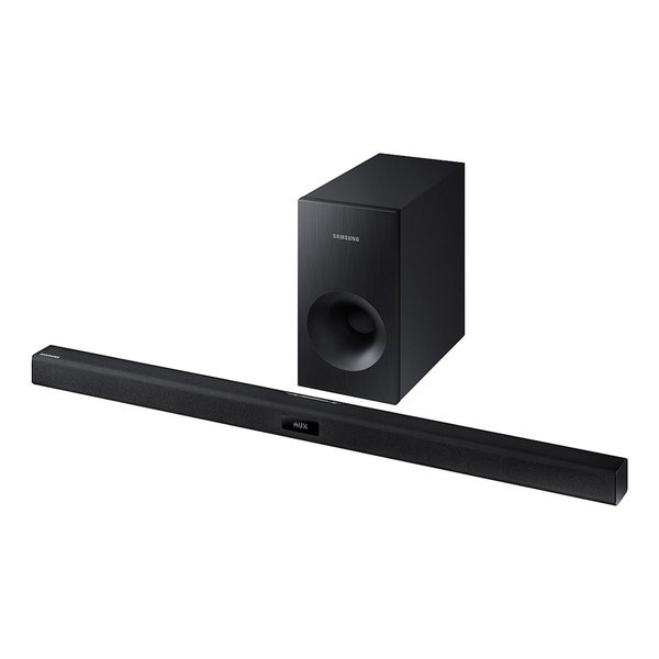 Reconditioned Samsung 2.1 Channel 120-watt Wireless Audio Soundbar with Subwoofer-HW-JM35