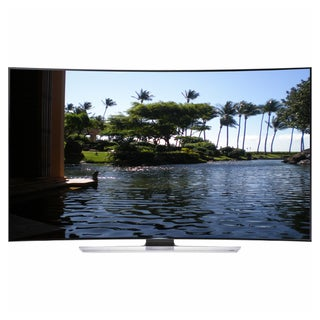 Reconditioned Samsung Curved 3D 78-inch 4K 2160P 240Hz Ultra HD Smart LED TV with WIFI-UN78HU9000FXZA(1 Pair of 3D Glasses)