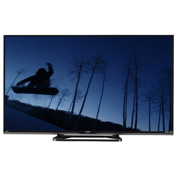 Reconditioned Sharp 43-inch 1080p Smart LED HDTV-LC-43LE653U