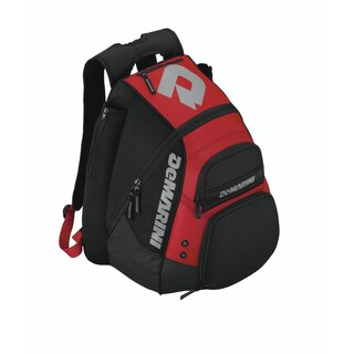 DeMarini VooDoo Paradox Scarlet Baseball/Softball Backpack