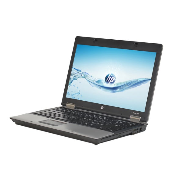 HP ProBook 6440B 14-inch display 2.4GHz Intel Core i5 CPU 4GB RAM 320GB HDD Windows 7 Laptop (Refurbished)