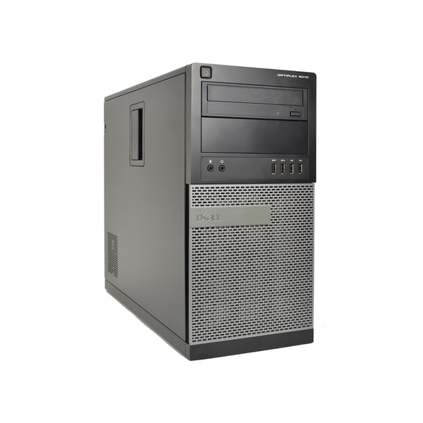 Dell OptiPlex 9010-T 3.4GHz Intel Core i7 CPU 8GB RAM 2TB HDD Windows 8 Computer (Refurbished)