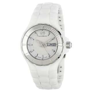 Technomarine Cruise Ceramic White Dial Ladies Watch
