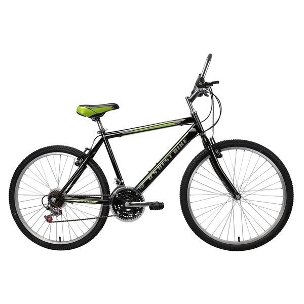 US Best Bike 21-speed Men's 26-inch Wheel OxHorn Bar Mountain Bike
