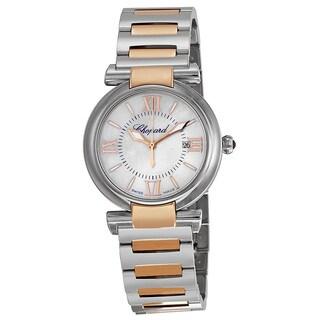 Chopard Women's 388541-6002 Imperiale Silver MOP Watch