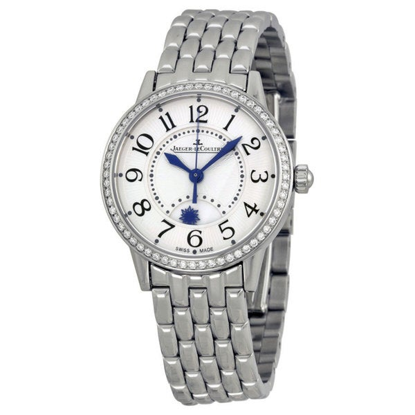Jaeger-LeCoultre Women's Q3468121 Rendez-Vous Silver Watch