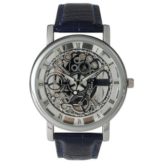 Olivia Pratt Skeleton Watch