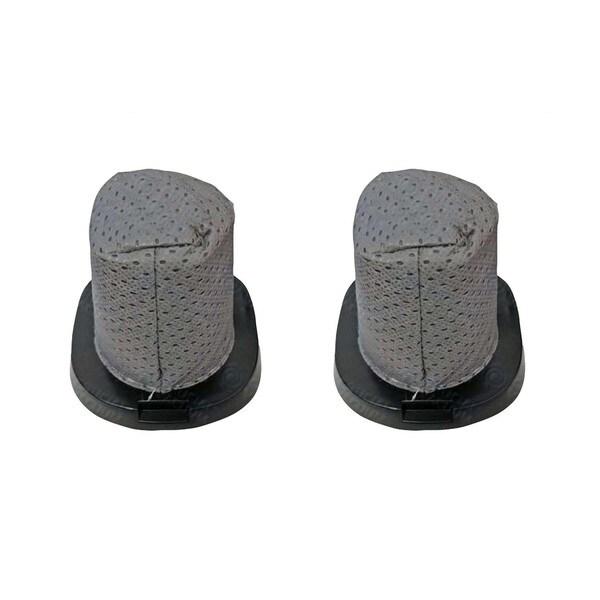 2 Dirt Devil F25 Dust Cup Filters Part # 2SV1102000 3SV0980000 17241100