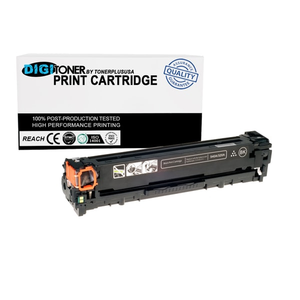 Compatible HP 128A CE320A Black Toner Cartridge For CM1415fnw