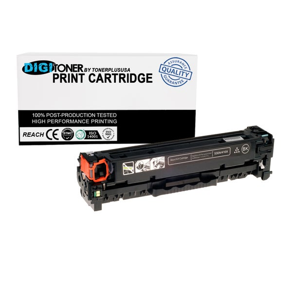 CE410X HP CE410X Black Color Toner Cartridge For HP Pro 300 400