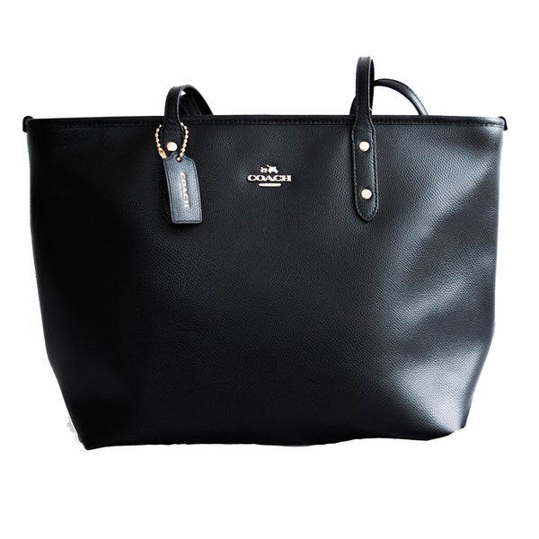 Coach Crossgrain City Handbag