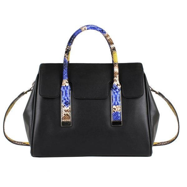 Christian Siriano Aya Top Handle Satchel