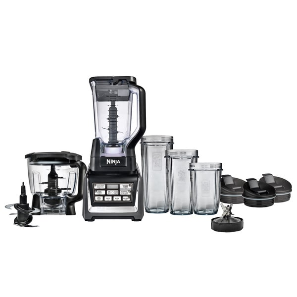 Nutri Ninja Blender System with Auto-iQ