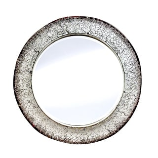 Entwined Round Mirror
