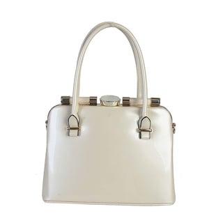 Rimen & Co. Structured Satchel Handbag