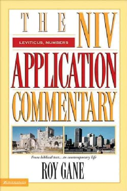 The NIV Application Commentary: Leviticus, Numbers (Hardcover)