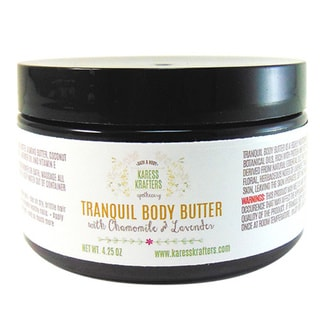 Tranquil Natural Body Butter by Karess Krafters Apothecary