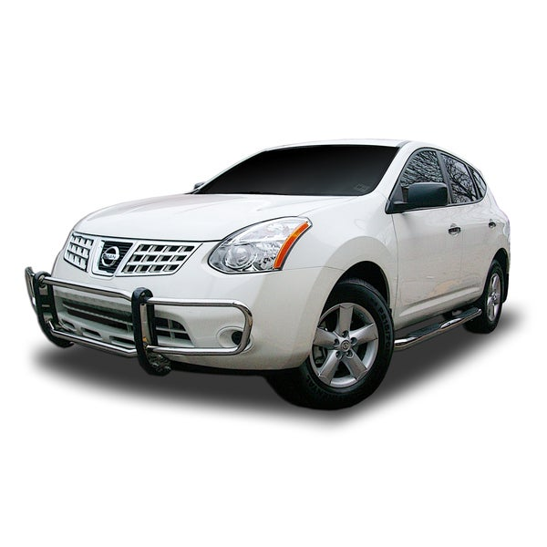 2008 - 2013 Nissan Rogue Stainless Steel Front Runner